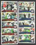 2011 Topps Diamond Anniversary Limited Edition - League Leaders 10 card subset
