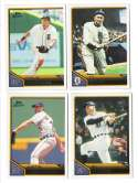 2011 Topps Lineage - DETROIT TIGERS Team Set