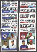 2004 TOPPS - League Leaders Subset