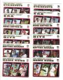 2005 TOPPS - League Leaders 12 cards Subset
