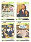 2013 Topps Heritage News Flashbacks 10 card insert set