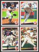 2009 Topps - MINNESOTA TWINS Team Set