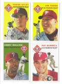 2003 Topps Heritage - PHILADELPHIA PHILLIES Team Set