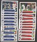 2012 Topps Mini - '11 League Leaders and Active League Leaders (20 Cards)