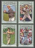 2013 Topps Gypsy Queen w/ SPs - PITTSBURGH PIRATES Team Set
