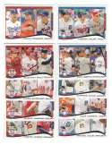 2014 Topps - League Leaders 10 card subset