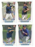 2014 Bowman  Draft and Top Prospects - ATLANTA BRAVES Team Set