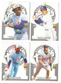 2005 Topps Rookie Cup - MONTREAL EXPOS Team Set