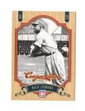 2012 Panini Cooperstown (1-150) - Negro Leaguer Buck Leonard Homestead Grays