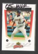 2005 Upper Deck MVP - WASHINGTON NATIONALS Team set