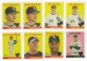 2007 Topps Heritage w/ SPs - CHICAGO WHITE SOX Team Set