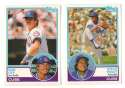1983 Topps Traded - CHICAGO CUBS Team Set
