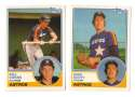 1983 Topps Traded - HOUSTON ASTROS Team Set