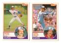 1983 Topps Traded - MONTREAL EXPOS Team Set