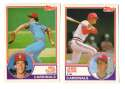 1983 Topps Traded - ST LOUIS CARDINALS Team Set