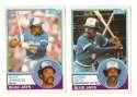 1983 Topps Traded - TORONTO BLUE JAYS Team Set