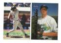 1999 Fleer Tradition Update TAMPA BAY DEVIL RAYS Team Set