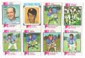 1973 Topps Football Team Set (VG condition) - LOS ANGELES RAMS    20 Cards