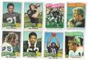 1975 Topps Football Team Set - OAKLAND RAIDERS
