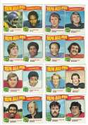1975 Topps Football All-Pro Players 25 card subset