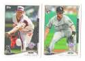 2014 Topps Opening Day - CHICAGO WHITE SOX Team Set
