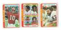 1978 Topps Football Team Set (EX+ Condition) - ATLANTA FALCONS
