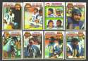 1979 Topps Football Team Set - SAN DIEGO CHARGERS