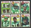 1979 Topps Football Team Set - PHILADELPHIA EAGLES