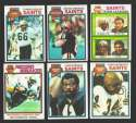 1979 Topps Football Team Set - NEW ORLEANS SAINTS