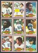 1980 Topps Football Team Set - DALLAS COWBOYS