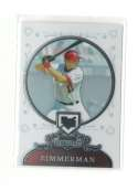 2006 Bowman Sterling - WASHINGTON NATIONALS RZ Ryan Zimmerman (RC)