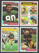 1981 Topps Football Team Set - GREEN BAY PACKERS