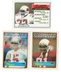 1983 Topps Football Team Set - ST LOUIS CARDINALS