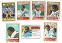 1983 Topps Football Team Set - SAN DIEGO CHARGERS