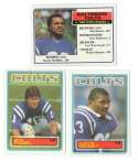 1983 Topps Football Team Set - BALTIMORE COLTS