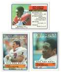 1983 Topps Football Team Set - ATLANTA FALCONS