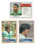 1983 Topps Football Team Set - NEW YORK JETS