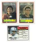 1983 Topps Football Team Set - LOS ANGELES RAIDERS