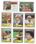 1983 Topps Football Team Set - WASHINGTON REDSKINS