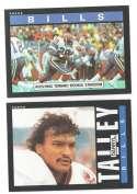 1985 Topps Football Team Set - BUFFALO BILLS