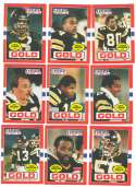 1985 Topps USFL Football Team Set - Denver Gold