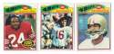1977 Topps Football Team Set (EX Cond) - SAN FRANCISCO 49ERS  Read