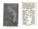 1921 Oxford Confectionery (E253) Reprints - BOSTON RED SOX Team Set