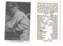 1921 Oxford Confectionery (E253) Reprints - PITTSBURGH PIRATES Team Set