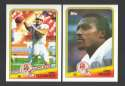 1988 Topps Football Team Set - TAMPA BAY BUCCANEERS