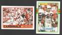 1989 Topps Football Team Set - PHOENIX / ARIZONA CARDINALS