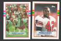 1989 Topps Football Team Set - ATLANTA FALCONS
