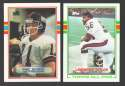 1989 Topps Football Team Set - NEW YORK GIANTS