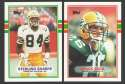 1989 Topps Football Team Set - GREEN BAY PACKERS