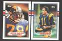 1989 Topps Football Team Set - LOS ANGELES RAMS